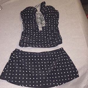Swimsuit two piece 32/34c